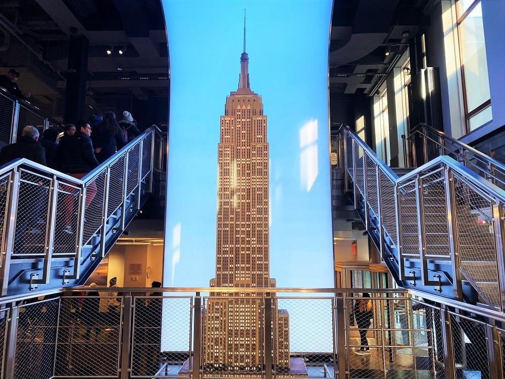 Entrada Empire State Building