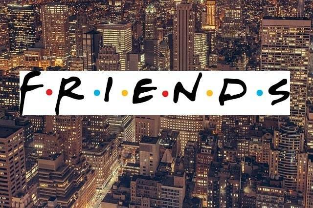 Localizaciones de Friends Nueva York