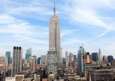 Subir al Empire State Building