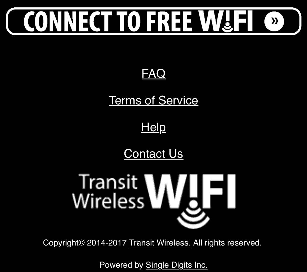 Wifi metro Nueva York