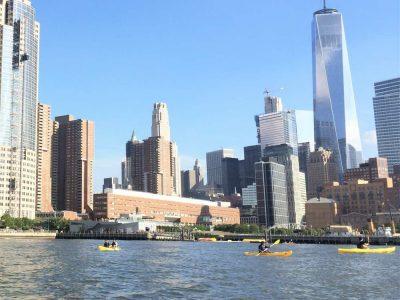 Practicar Kayak gratis en Nueva York [info y recomendaciones]