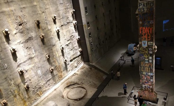 Museo 9 11 Voy a NYC