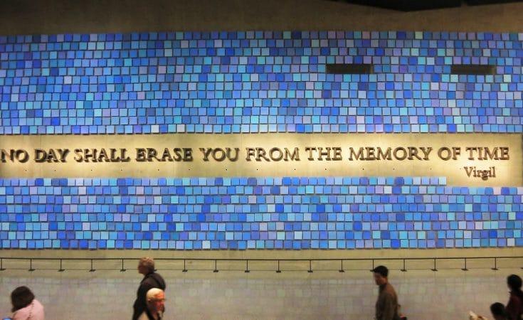 Museo 9/11 Gratis