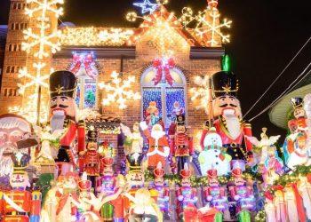 Luces Navidad Dyker Heights