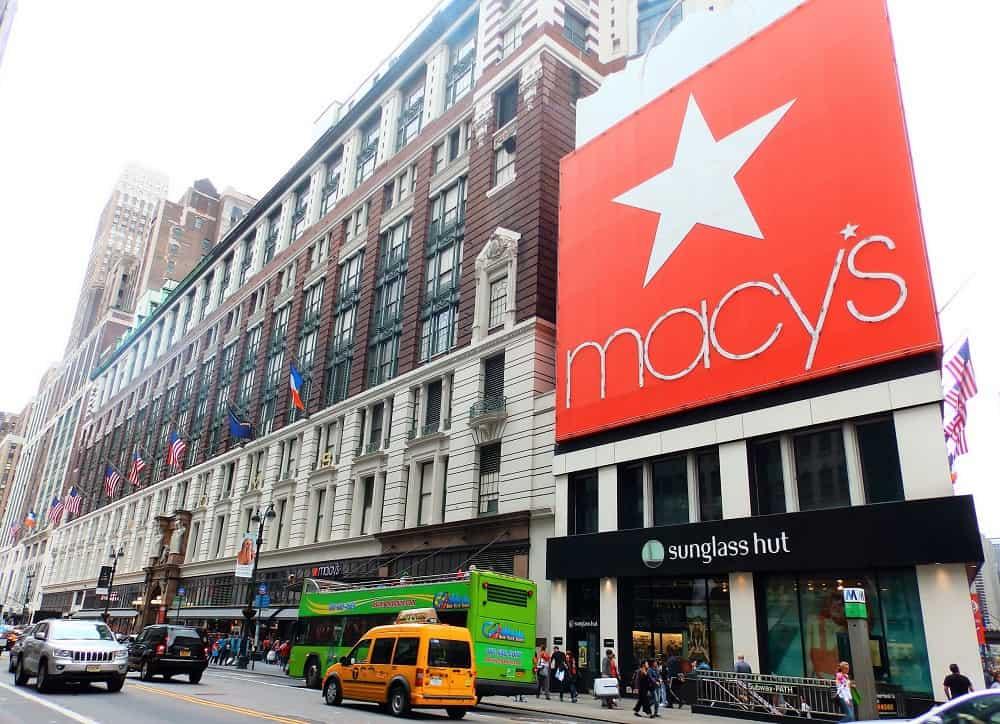 Comprar en Macy's