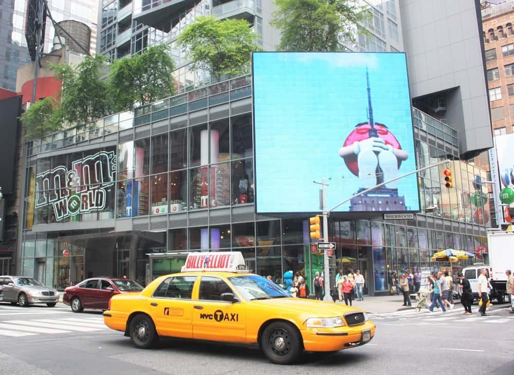 Comprar en Times Square