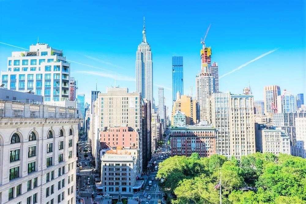 Series Nueva York