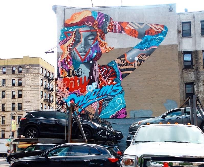 Tristan Eaton Nueva York