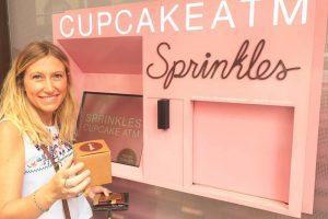 Cajero Cupcakes Nueva York