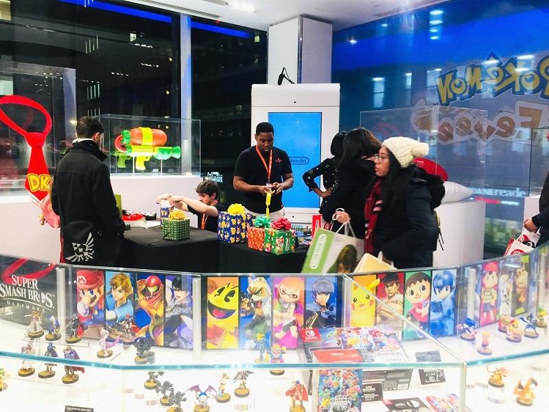 Tiendas de juguetes en Nueva York