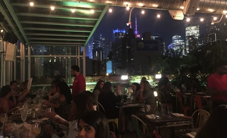 Cantina Rooftop