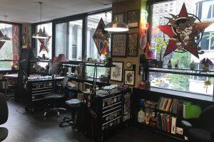 Tatuaje en Nueva York