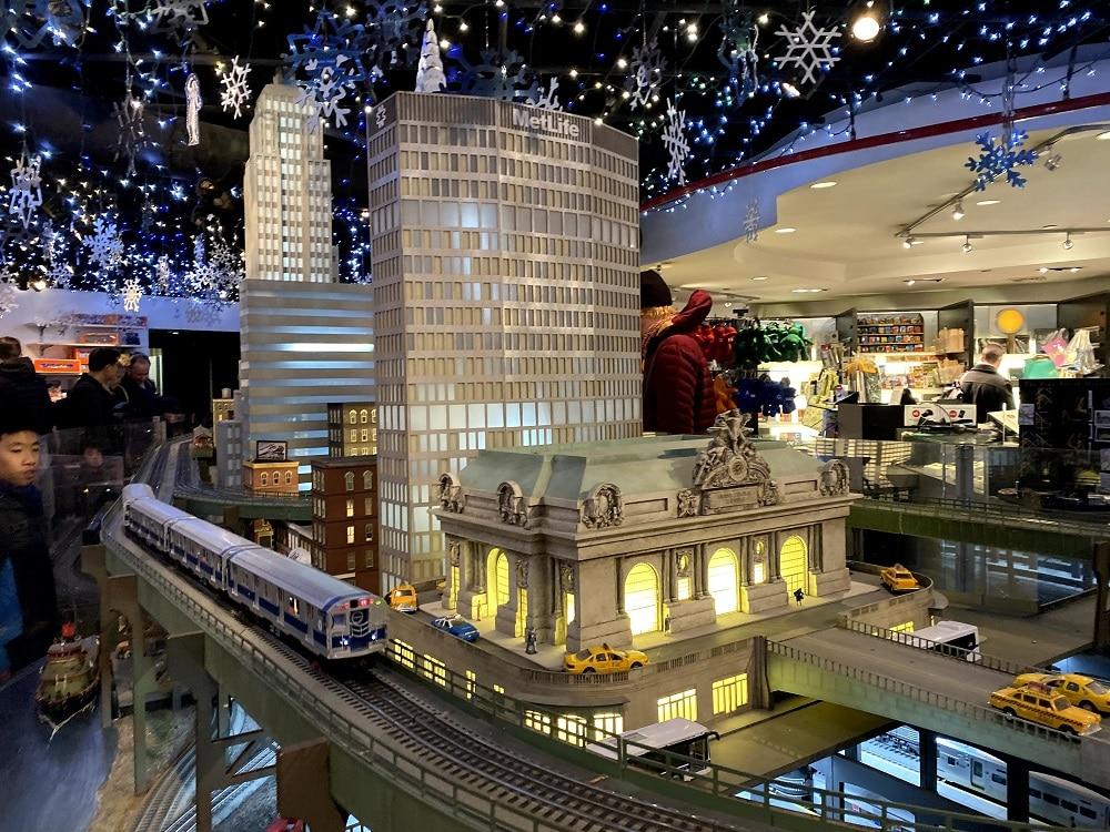 Trenes en Miniatura Grand Central Terminal