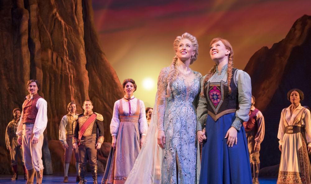 Nuevos Musicales de Broadway