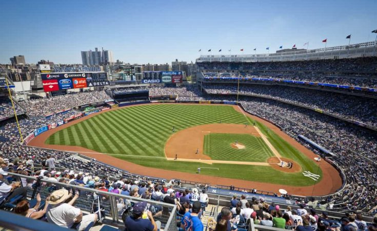 Ver un Partido de Beisbol en Nueva York - Yankee Stadium