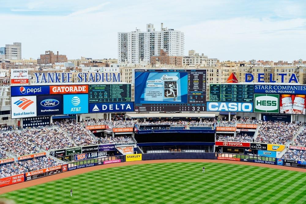 beisbol yankees Nueva York