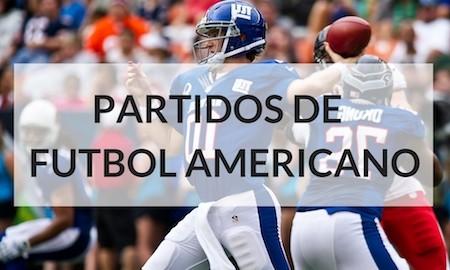 Entradas futbol americano | Eventos deportivos en Nueva York