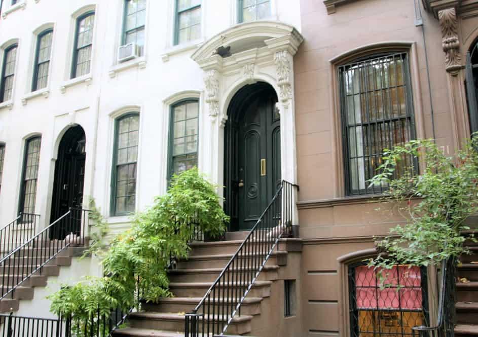 Adurey Hepburn en Nueva York