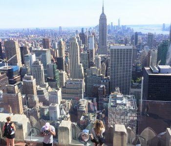 Subir al Top of the Rock, las mejores vistas de NYC