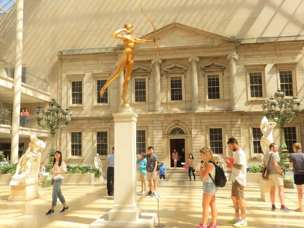 Visitar el Museo Metropolitano