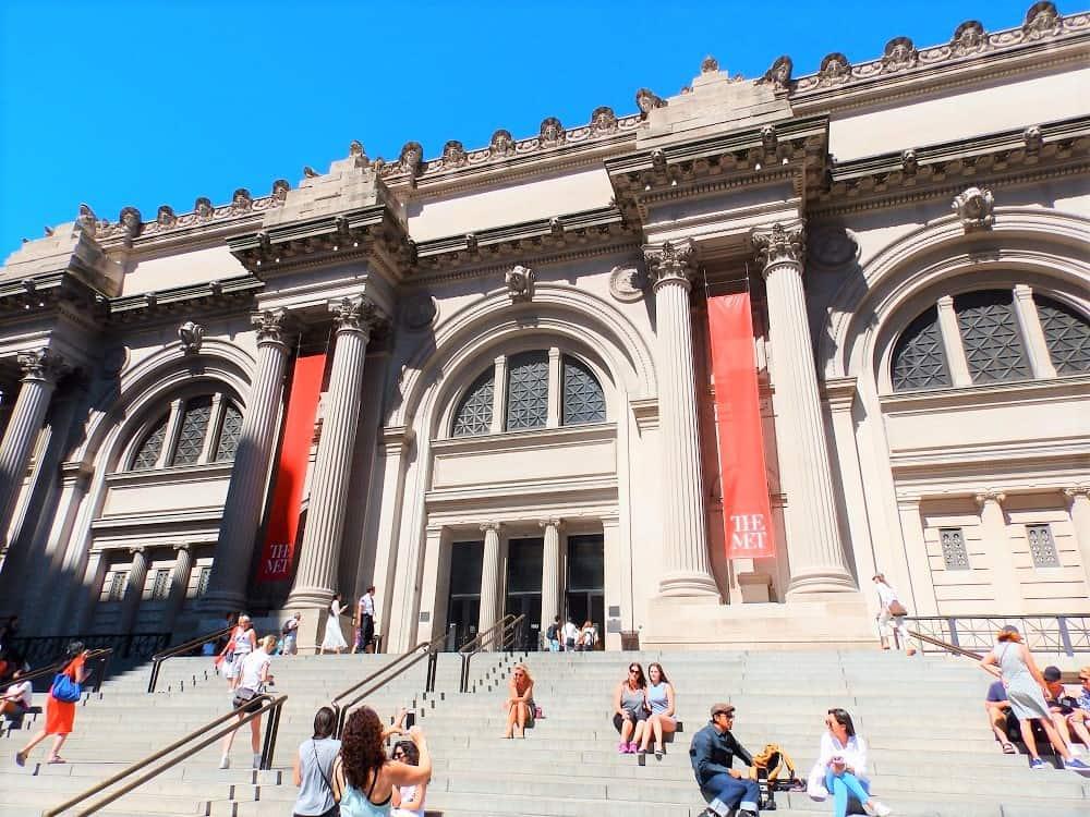 Visitar el MET en Nueva York