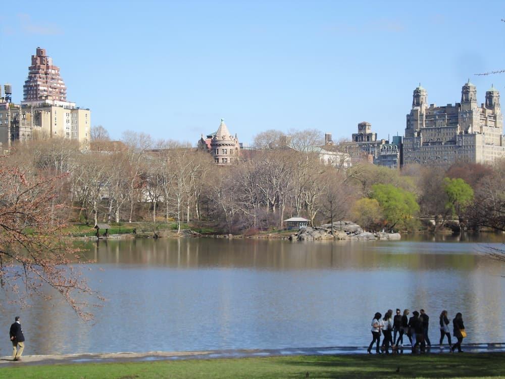 Zonas de Picnic en Central Park - Voy a NYC