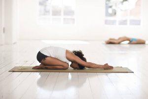 yoga en Nueva York