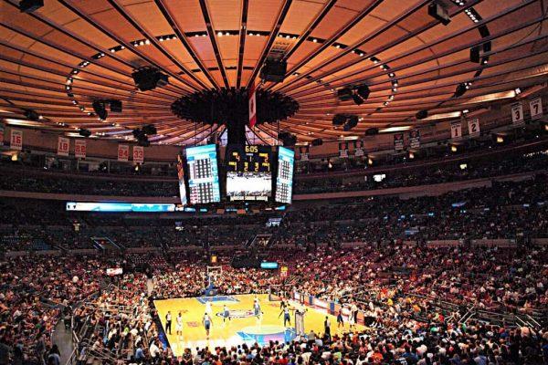 Ver un partido de Basket en Nueva York ¡consigue tu descuento!