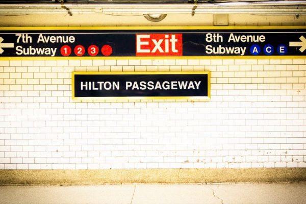 Cómo moverse en Metro por Nueva York