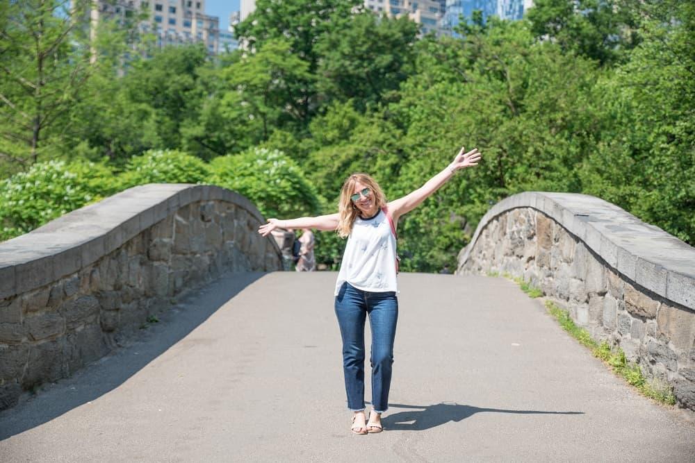 Fotógrafo en Nueva York