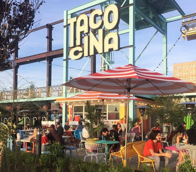 Tacocina Domino Park