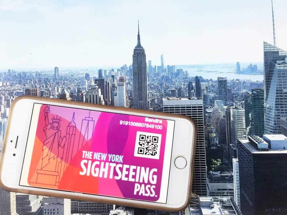 New York Sightseeing Pass Voy a NYC
