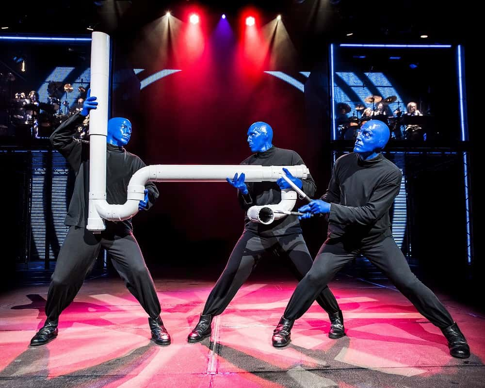 Blue Man Group Broadway