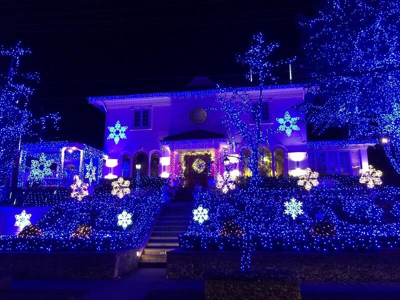 Luces de Navidad de Dyker Heights