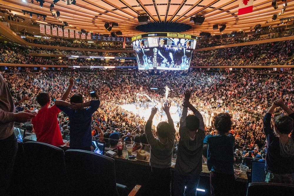 Ver un partido de Basket en Nueva York