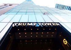 Trump en Nueva York