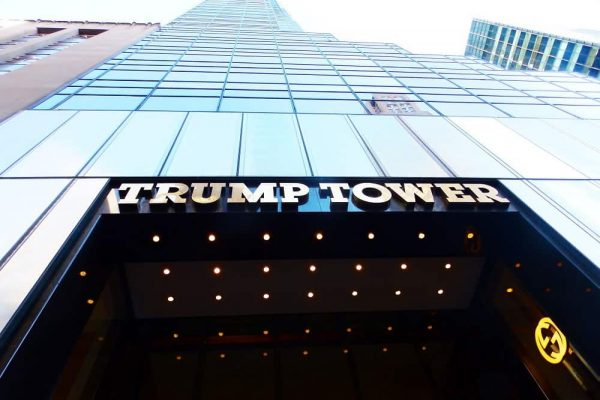 La Trump Tower en Nueva York