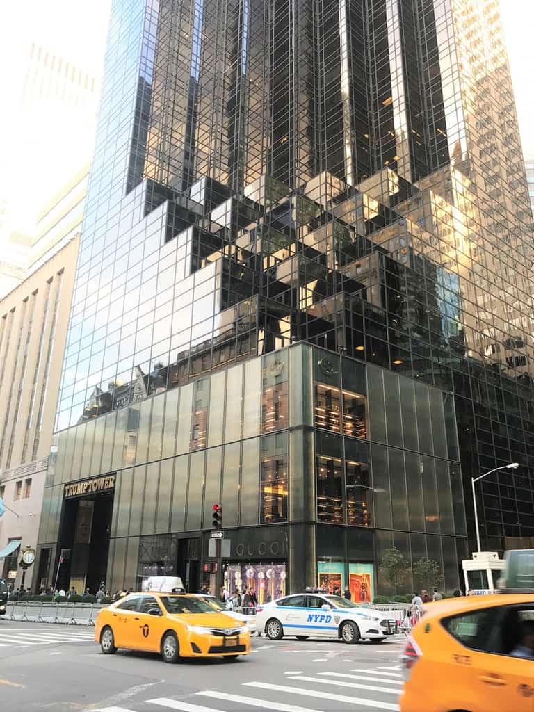 Trump Tower en Nueva York