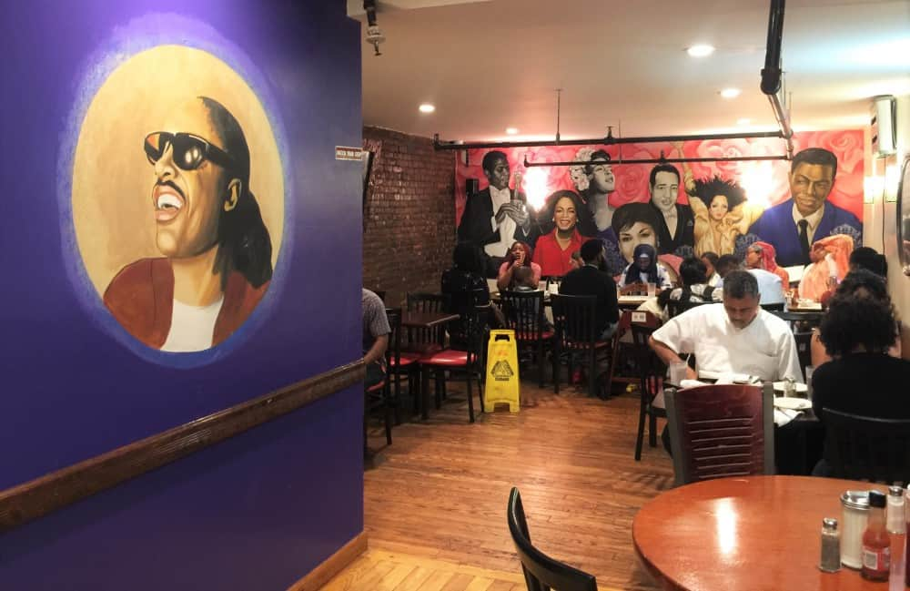Restaurantes en Harlem New York