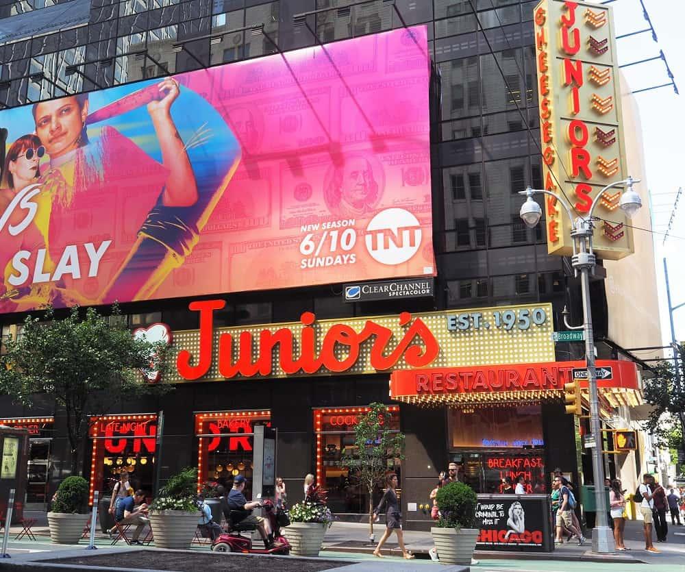 Junior's Nueva York