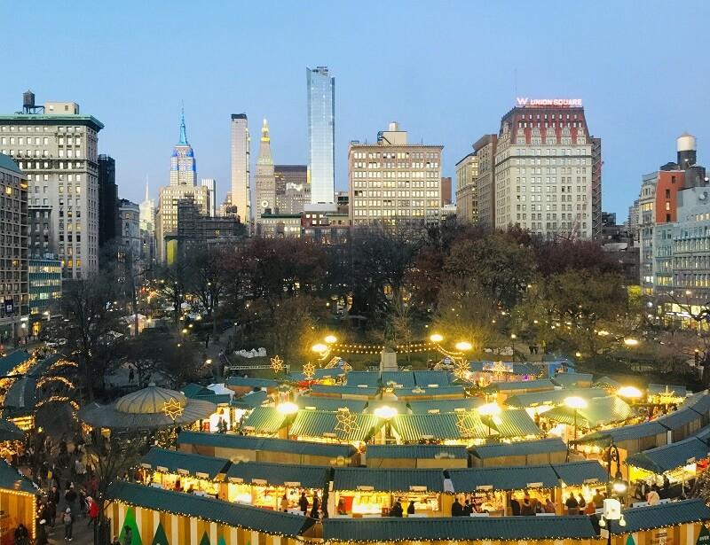 Mercado Navidad New York