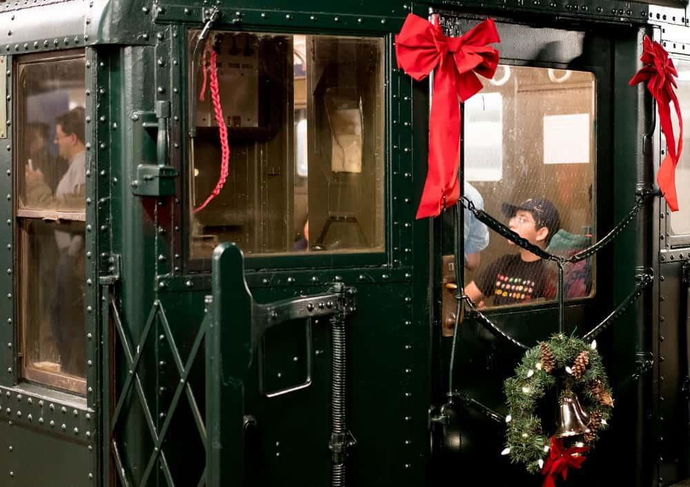 Nostalgia Train New York