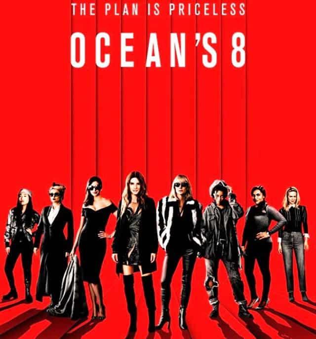 Ocean's 8 en Nueva York
