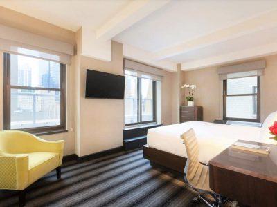 Hotel Edison Times Square, un alojamiento muy céntrico y con buen precio