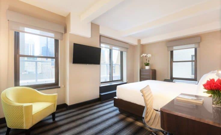 Hotel Edison Nueva York