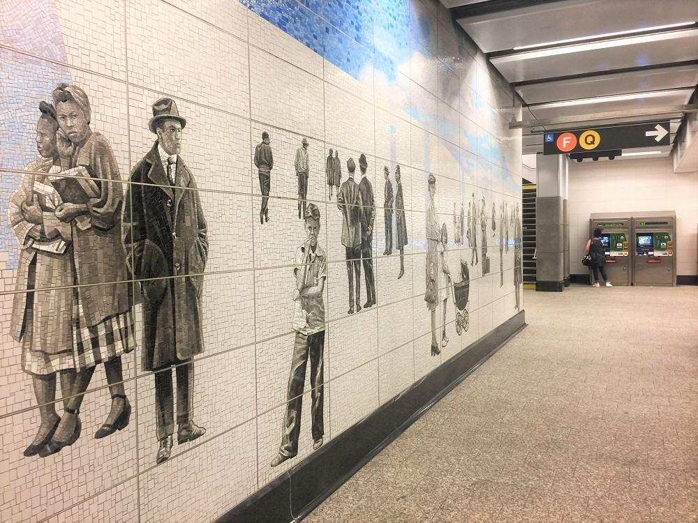 Nuevas Estaciones de Metro de Nueva York