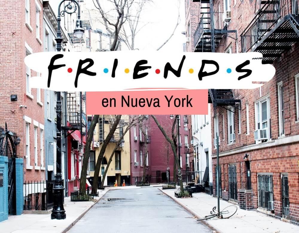 91f8347a1 Localizaciones de Friends en Nueva York
