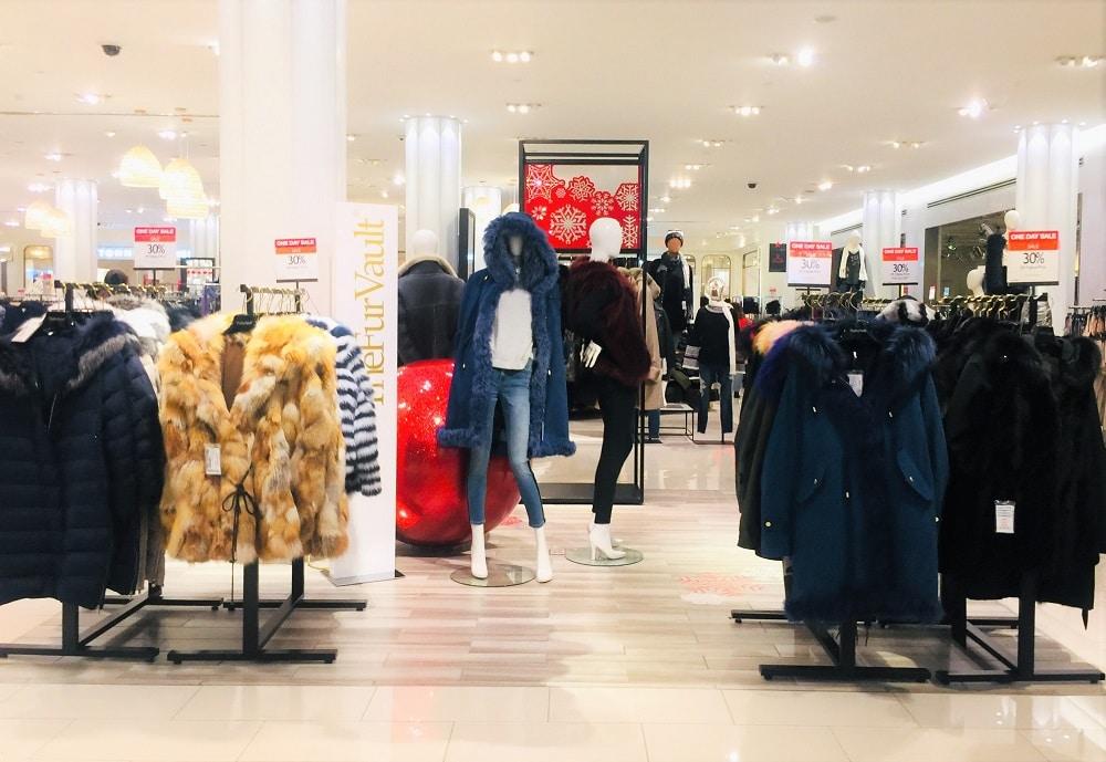 Invierno en Nueva York - Shopping en Macy's ©Voy a NYC