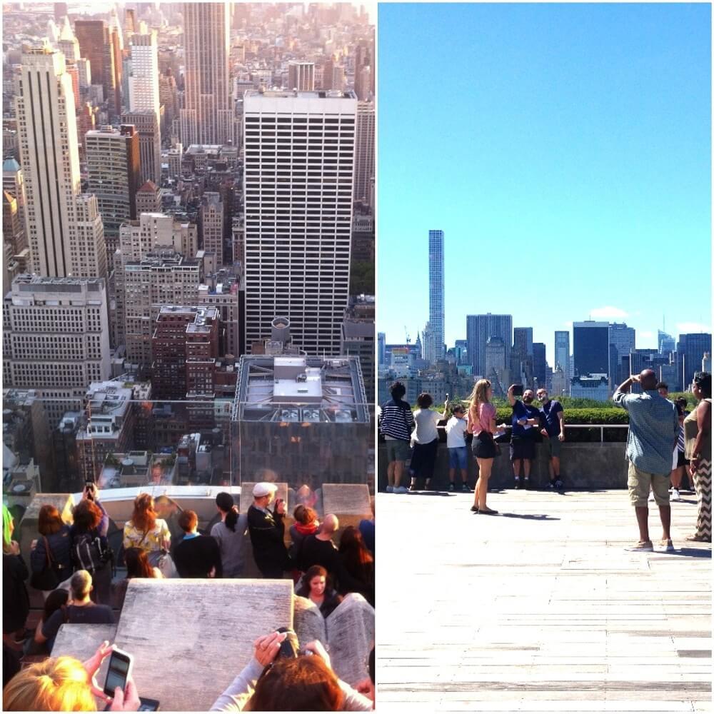 New York Pas de touristique