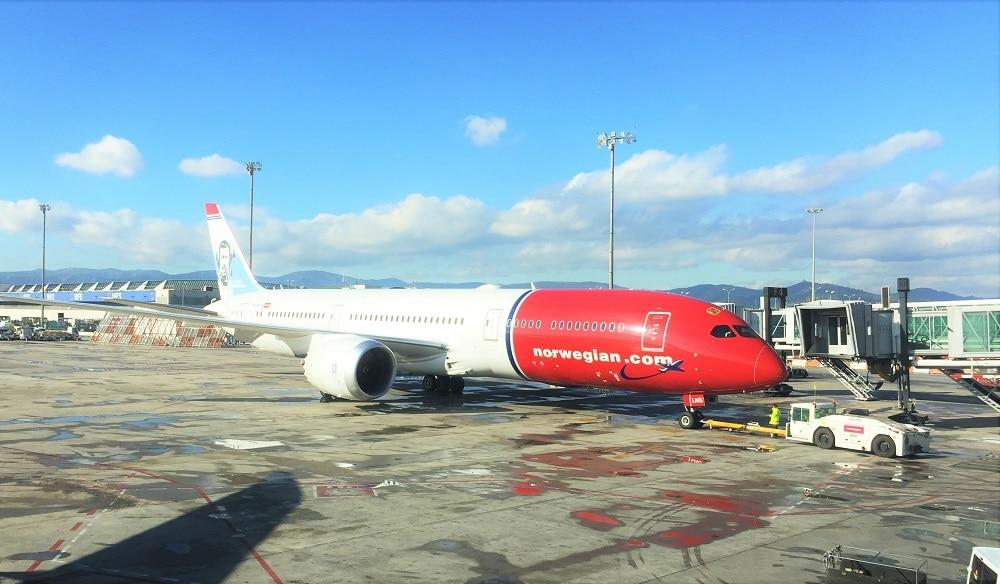 Volar con Norwegian a Nueva York